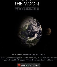 Moon mission walkthrough