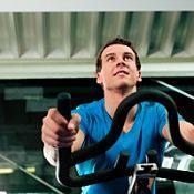 One-Hour Workout: 'Kitchen Sink' Bike Trainer Workout
