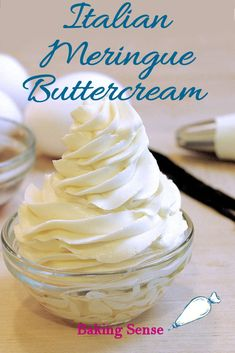 Italian Meringue Buttercream is easier than you think! How-to video showing exactly how the butter will look as you make it. #easy #best #howto #video #popular
