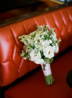 Southern Railroad Depot Wedding