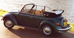 Had a blue 1972 VW Beetle convertible I completely restored a few years ago. Sold it on Ebay.