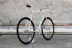 """Bici Scatto Fisso """"Forgood 2014"""": Biascagne + Giovanni Motta Biascagne Cicli"""