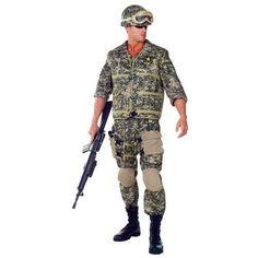 U.S. ARMY RANGER DLX XXL 48-50