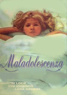 Erotipelis Maladolescenza 1977 Peliculas Cine Adolescentes