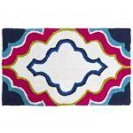 Cute pattern - marquee bath rug from Jonathan Adler