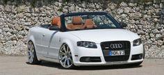 Der Winterschlaf ist vorbei – 2003er Audi A4 Cabrio in RS4-Form