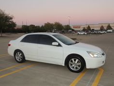 Used 2005 Honda Accord EX L, Well Maintained