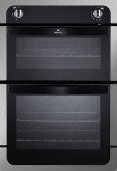 Built-in ovens. Single and double integrated ovens at Argos. 6 months credit when you spend over on all large kitchen appliances. Built Under Double Oven, Gas Double Oven, Kitchen Oven, Kitchen And Bath, Built In Gas Ovens, Cooking Appliances, Kitchen Appliances, Stainless Steel Oven, Electric Oven