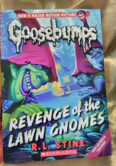 Classic Goosebumps: Revenge of the Lawn Gnomes 19 by R. L. Stine (2011,... | Books, Children & Young Adults, Other Children & Young Adults | eBay!