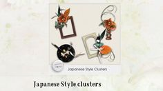 Japanese Style Clusters by butterflyDsign
