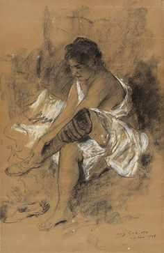 Kai Fine Art is an art website, shows painting and illustration works all over the world. Chalk Pastels, Old Master, Human Body, Modern Art, Sculptures, Fine Art, Drawings, Art Work, Illustration