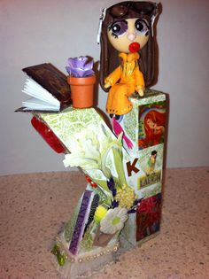 Caricature, Polymer clay, fimo, sculpey, pipe-cleaner, crocs, pin, decoration, coffee cup, diorama