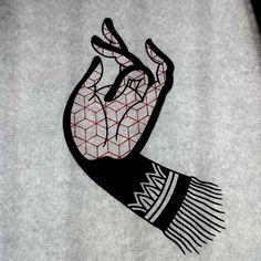 Mudra tattoo design by genotas.deviantart.com on @DeviantArt