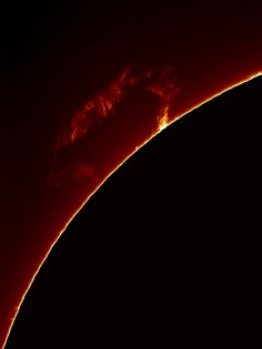 Solar Flare during an Eclipse