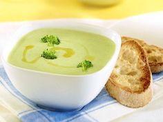Une crème de brocoli préparée en un tour de main, ça existe! La voici! #brocoli…