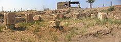 Ruins of Temple of Hathor @ Memphis, Egypt - Wikipedia, the free encyclopedia