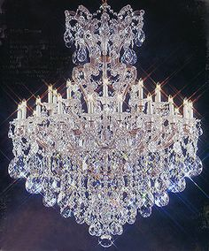 Can't help it I love Chandeliers
