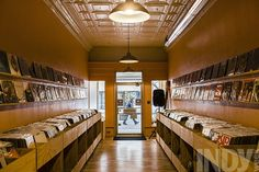 The Triangle's newest record store, Durham's Carolina Soul, wants you to find albums you didn't know you needed