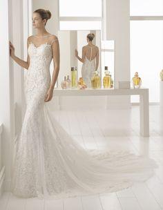 Robe Bandol #collection 2018 #airebarcelona ! #robesdemariee #robes #wedding #weddingdress #dress #bridal #mariée #mariage