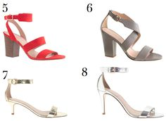 On my Radar: J.Crew Spring 2014 Shoe Collection