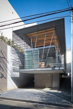 hojo house - tokyo - akira yoneda