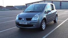 Used 2006 (56 reg) Grey Renault Modus 1.5 dCi 86 Dynamique 5dr Euro 4 for sale on RAC Cars