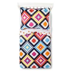 Sabrina Soto™ Lucy Coverlet And Sham Set Toddler - Multicolor