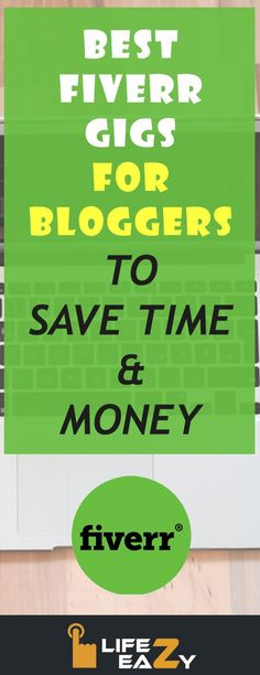 6 best Fiverr gigs that can save a lot of time & money for bloggers & online marketers. You can outsource your work for just $5 on Fiverr. Work such as logo design, voice-overs, whiteboard videos etc can be outsourced on Fiverr. Thus, you can get these pr
