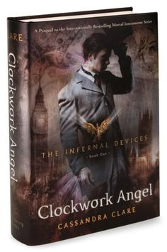 Book Review: Clockwork Angel by Cassandra Clare