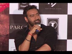 What made media to CLAP for Ajay Devgan at PARCHED movie trailer launch ? Movie Trailers, Gossip, Interview, Product Launch, Videos, Music, Youtube, Movies, Films