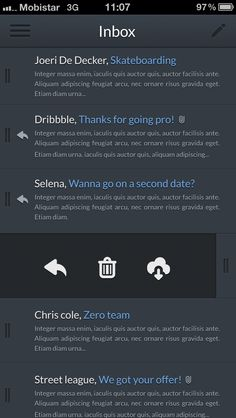 Dribbble - mail_app.png by Gil