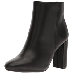 Women's York-14x Boot, Black Polyurethane * Continue to the product at the image link. (This is an affiliate link) #AnkleBootie