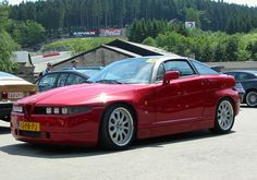 Alfa Romeo: sus modelos en imagenes + historia (Megapost)