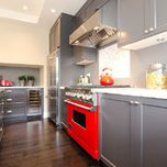 This is the colour we saw      OH Custom 4 - modern - kitchen - vancouver - Odenza Homes Ltd
