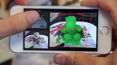 Microsoft App Turns Your Phone Into a 3D Scanner