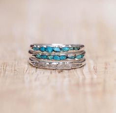 Nevada Turquoise Ring with Hidden Gems Pink Jewelry, Turquoise Jewelry, Boho Jewelry, Custom Jewelry, Wedding Jewelry, Jewelry Rings, Handmade Jewelry, Wedding Rings, Turquoise Birthstone