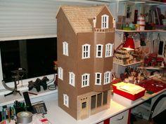 mit første byg selv dukkehus billede nr 1