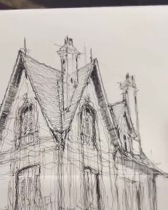 #architecturedrawing #architectureart #sketch #penart #pendrawing #inkart #inkdrawing #drawing