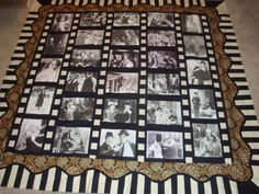 Another movie quilt-so neat!