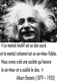 Albert Einstein Quotes : Sharing is caring, don't forget to share ! Citations D'albert Einstein, Citation Einstein, Quote Citation, Albert Einstein Quotes, Missing You Quotes, Life Quotes Love, Intuition, Albert Einstien, Stress Quotes