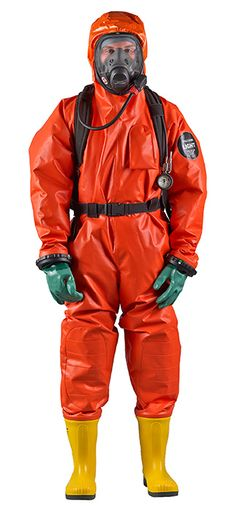 (formerly known as TRELLCHEM® LIGHT type TR) Basic reusable gas-tight suit specially designed for the shipping industry. Biohazard, Tight Suit, Hazmat Suit, Rubber Gloves, Neoprene Rubber, Rain Gear, Ghost In The Shell, Suit Fashion, Motorcycle Jacket