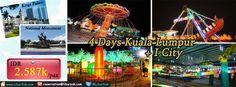 Ingin liburan ke #Malaysia dan merasakan pengalaman bermain di kota es Kuala Lumpur? Yuk booking aja paket 4 hari #Kuala #Lumpur + I #City sekarang juga, ada harga spesial lho!  Dapatkan Spesial Paket tersebut dari #LiburYuk http://liburyuk.com/listpackage/4+Days+Kuala+Lumpur+%2B+I+City #jalan2 #holiday #AbbeyTravel