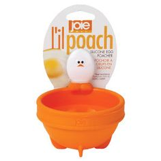 L'il Poach Silicone Egg Poacher on Wanelo
