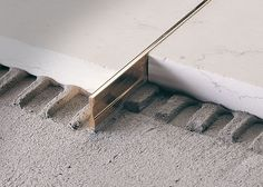 Brass edge trim / for tiles LINETEC PT PROFILITEC