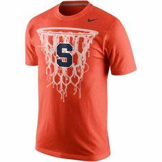 Nike syracuse orange net t shirt for Syracuse orange basketball t shirt