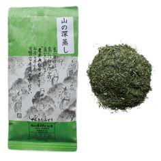 Tokyo Matcha Selection - [JAS Certified Organic] Mountain-grown Fukamushi Yabukita Sencha green tea 100g (3.52oz), $35.99 (http://www.tokyo-matcha-selection.com/jas-certified-organic-mountain-grown-fukamushi-yabukita-sencha-green-tea-100g-3-52oz/)