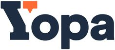 Brand New: New Logo and Identity for Yopa by SomeOne