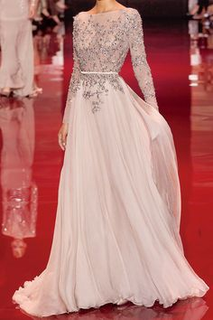 On the Runway - Elie Saab