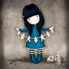 cerremos los ojos, por unos instantes...y volvamos a ser pequeños. figuras de papel, que me hacen sentir bien!