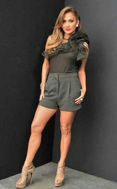 Jlo fashion and style
